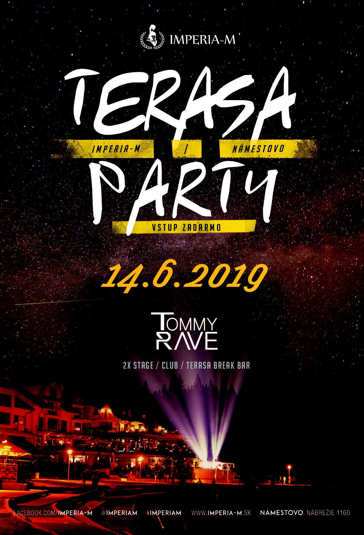 TERASA PARTY