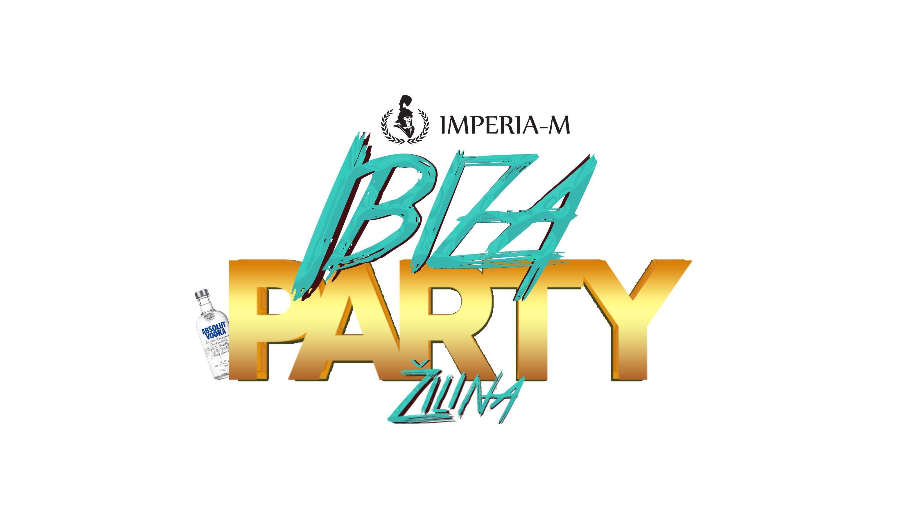 IBIZA PARTY open air Žilina