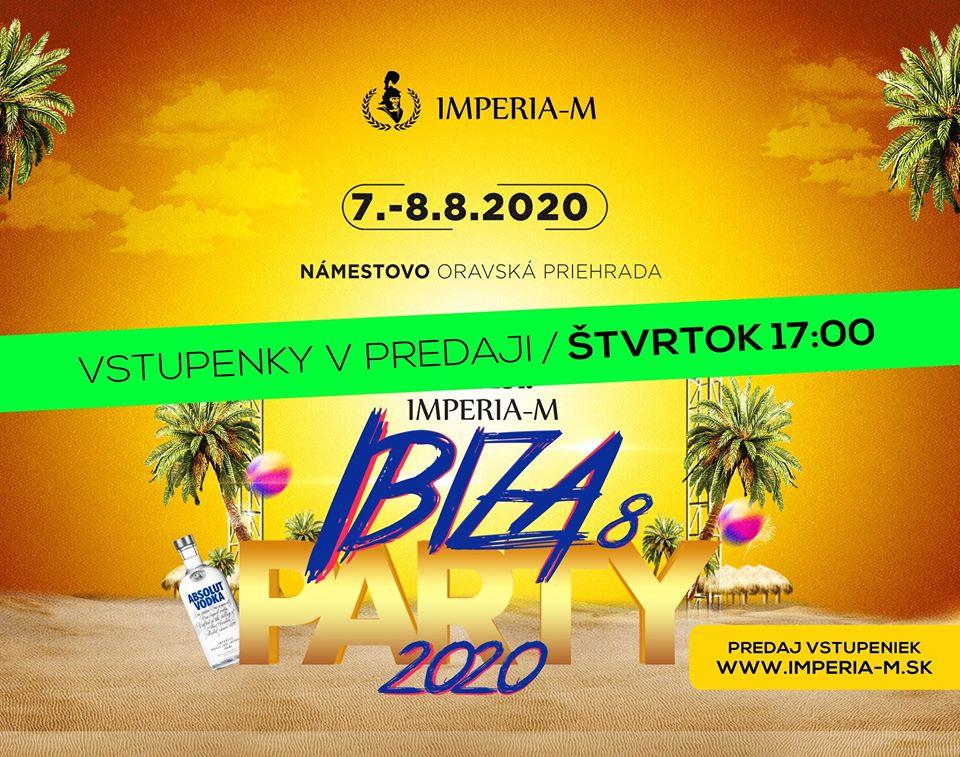 IBIZA Open Air 2020